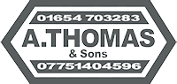 A Thomas and Sons Logo